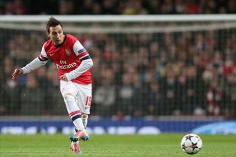 Cazorla da o vi tri ho cong la loi giai cho Arsenal hinh anh 2