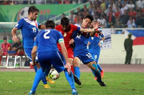 Viet Nam 3-1 Philippines Chien thang qua doi an tuong hinh anh 2