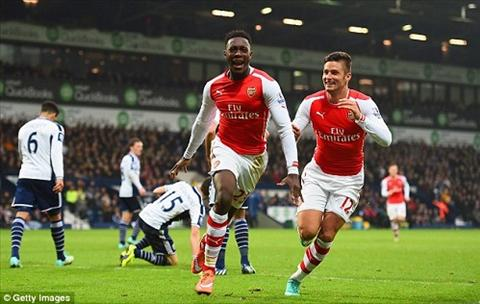 Di tim nguoi da cap voi Sanchez tren hang cong Arsenal hinh anh 2