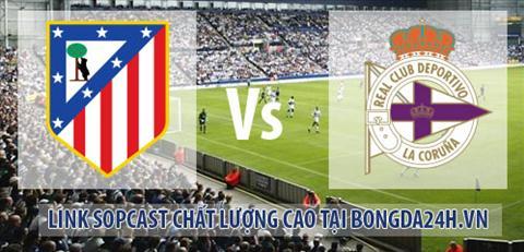 Link sopcast Atletico Madrid vs Deportivo ( 18h00-3011 ) hinh anh