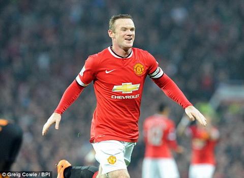 Rooney tro lai, M.U nen su dung doi hinh nao hinh anh