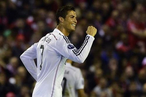 HLV Rodgers khen ngoi Ronaldo ngay truoc cuoc tai dau voi Real Madrid