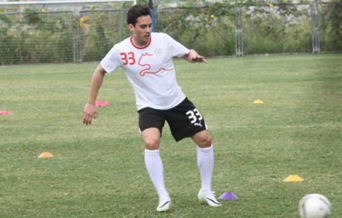 Tan binh tuyen Philippines Martin Steuble tung thi dau o dau truong Europa League va dang choi bong o giai MLS cho Sporting KC