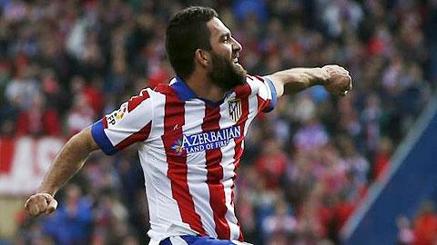 "Atletico 2-0 Deportivo Vu khi ""bong chet"" hinh anh"