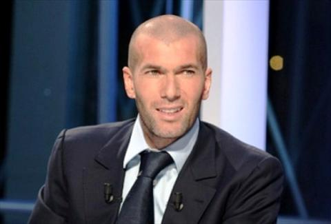 Benzema tien cu Zidane lam huan luyen vien truong Real
