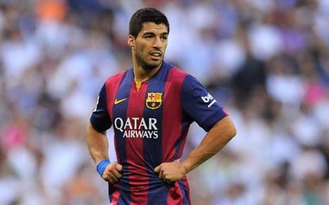 Luis Suarez: Dat chua xat ra mieng