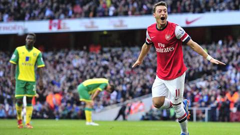 23h00 ngay 2501, Brighton – Arsenal Cho Ozil toa sang! hinh anh