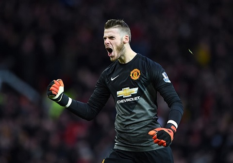 Real Madrid chua he co y dinh theo duoi De Gea hinh anh