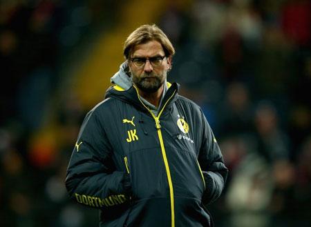 HLV Jurgen Klopp cua Dortmund hinh anh