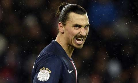 Ibrahimovic vi minh nhu... Chua Jesus hinh anh