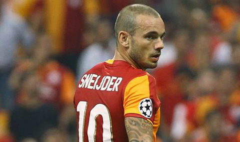Nguoi cu cua Juventus che bai Wesley Sneijder hinh anh