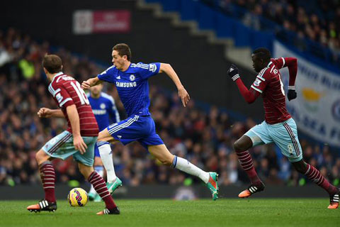 chelsea vs Westham 46 hinh anh