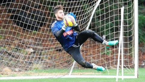 Real nham thu thanh vo danh thay the Casillas hinh anh