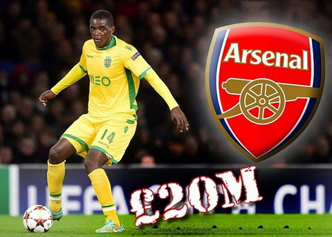 Tien ve William Carvalho Nhan to giup Arsenal vo dich EPL 201516 hinh anh