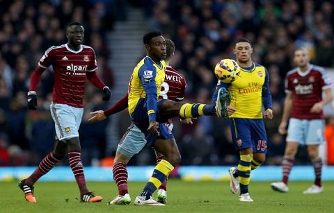 Du am tran West Ham vs Arsenal, khi Wenger khong con bao thu hinh anh 2