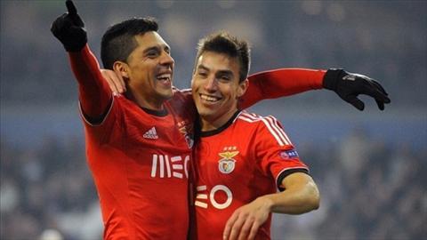 Man United quyet chieu mo bo doi nguoi Argentina cua Benfica hinh anh