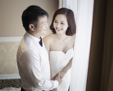 Nhung dam cuoi cau thu bong da Viet Nam noi bat trong nam 2014 hinh anh 2