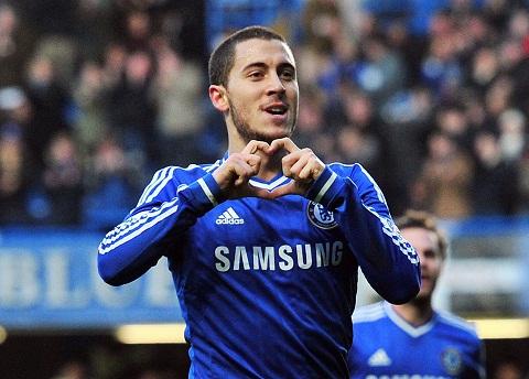 Real Madrid nham cau thu xuat sac nhat cua Chelsea thay the Bale hinh anh