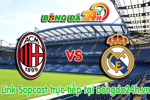AC Milan vs Real Madrid hinh anh