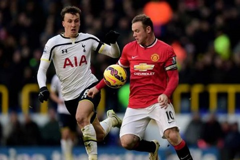 Giai phap tuyen giua cho M.U Khong the la Rooney! hinh anh