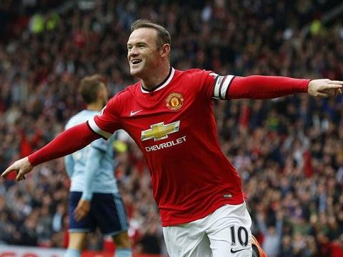 Rooney nhan giai Cau thu xuat sac nhat nuoc Anh nam 2014 hinh anh