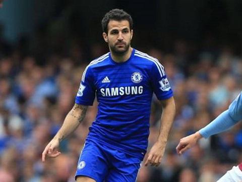Vai tro cua Fabregas o hang tien ve Chelsea hinh anh