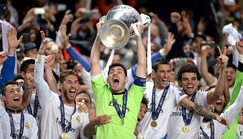 Goc nhin Van de cua Real Madrid la… khong co van de gi hinh anh 2