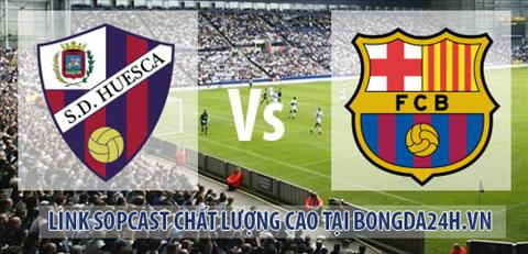 Link sopcast Huesca vs Barcelona (04h00-0412) hinh anh