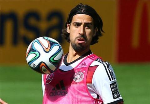 Khedira muon o lai Real Madrid hinh anh