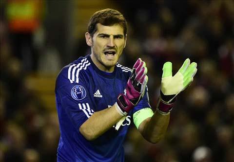 Thanh Iker thua nhan khong muon giai nghe o Real Madrid hinh anh