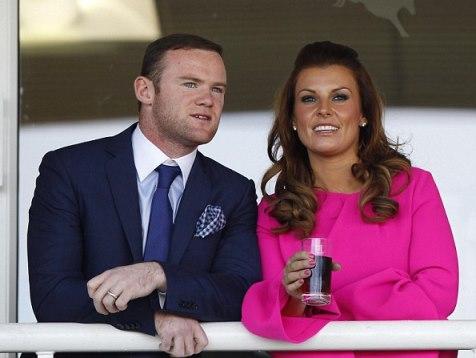 Vo Rooney ban khoan ve hon nhan gia dinh hinh anh