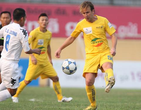 Nastja Ceh nhắc nhở cầu thủ Việt có ý định xuất ngoại hình ảnh