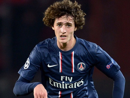 Tien ve Adrien Rabiot muon toi Anh trong tuong lai gan hinh anh 2