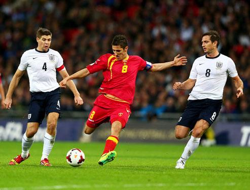 Bo doi Gerrard-Lampard kho co co hoi da chinh o World Cup nam nay