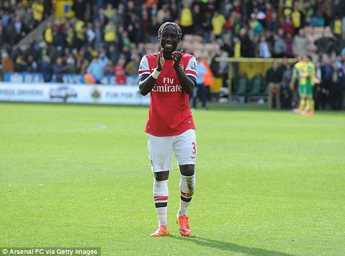 Sao noi gi khi chia tay Arsenal hinh anh