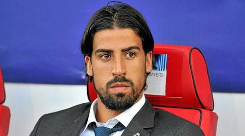 Khedira bi du do gia nhap Arsenal hinh anh