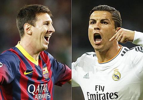 Ronaldo phu nhan cao buoc miet thi dich thu Lionel Me hinh anh