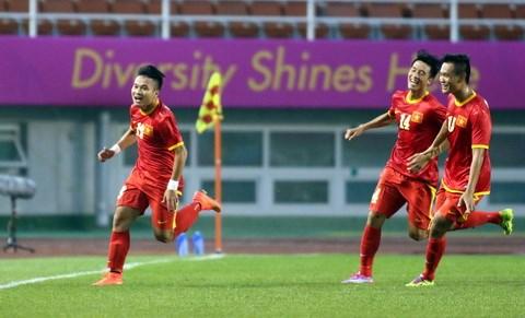 Olympic Việt Nam 4-1 Olympic Iran Giấc mơ có thật! hình ảnh 2
