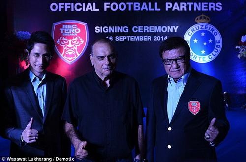 Người Thái sẵn sàng chơi lớn để ký hợp đồng với HLV Avram Grant hình ảnh
