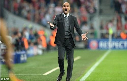 Pep Guardiola se khong cap ben thanh Manchester