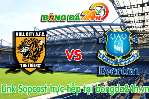 Link sopcast Hull vs Everton (22h00-0101) hinh anh