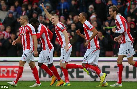 Stoke City vs M.U nhung diem nhan trong tran dau hinh anh 2
