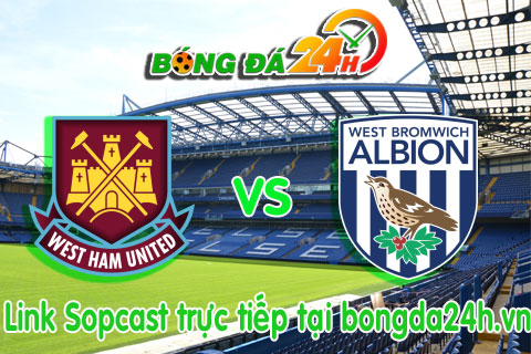 West Ham  vs West Bromwich hinh anh