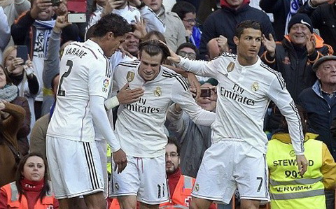Getafe vs Real Madrid 18h 18.1 vong 19 La Liga hinh anh 2
