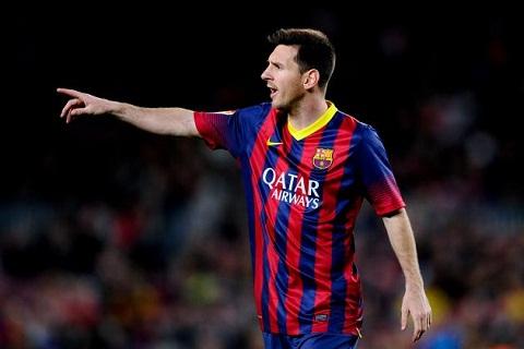 Messi chinh thuc len tieng ve chuyen chia tay Barcelona hinh anh