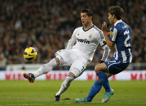 Real Madrid vs Espanyol (22h00 101) Vuot qua khung hoang hinh anh