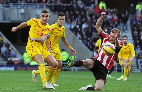 Truc tiep Sunderland vs Liverpool 19h45 101 vong 21 Ngoai hang Anh hinh anh