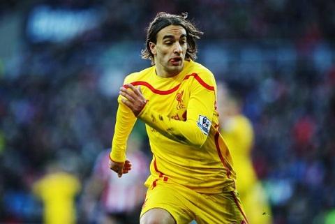 Markovic va Emre Can thi dau an tuong tran Sunderland vs Liverpool hinh anh