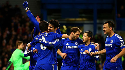 Nhung ly do tin tuong Chelsea se vo dich Premier League 201415 hinh anh 4