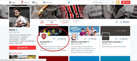 Vit con Pato tai xuat Chau Au trong mau ao Arsenal hinh anh 2